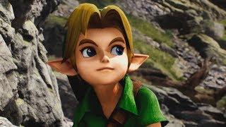 Unreal Engine 4 Meets Nintendo! (2018) Zelda   Ocarina Of Time Remake!