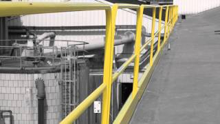 Safety Rail Company's simple solutions for fall protection