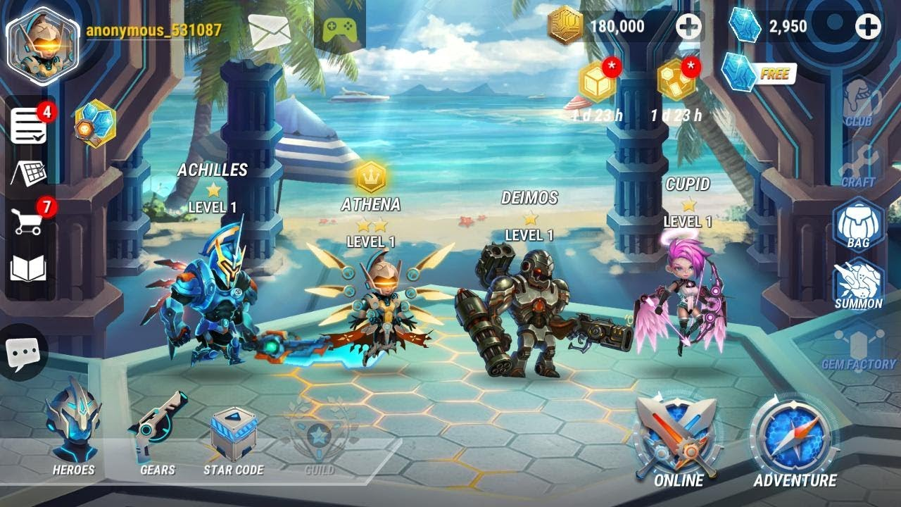 Chaos street: Avenger fighting for Android - Download APK free