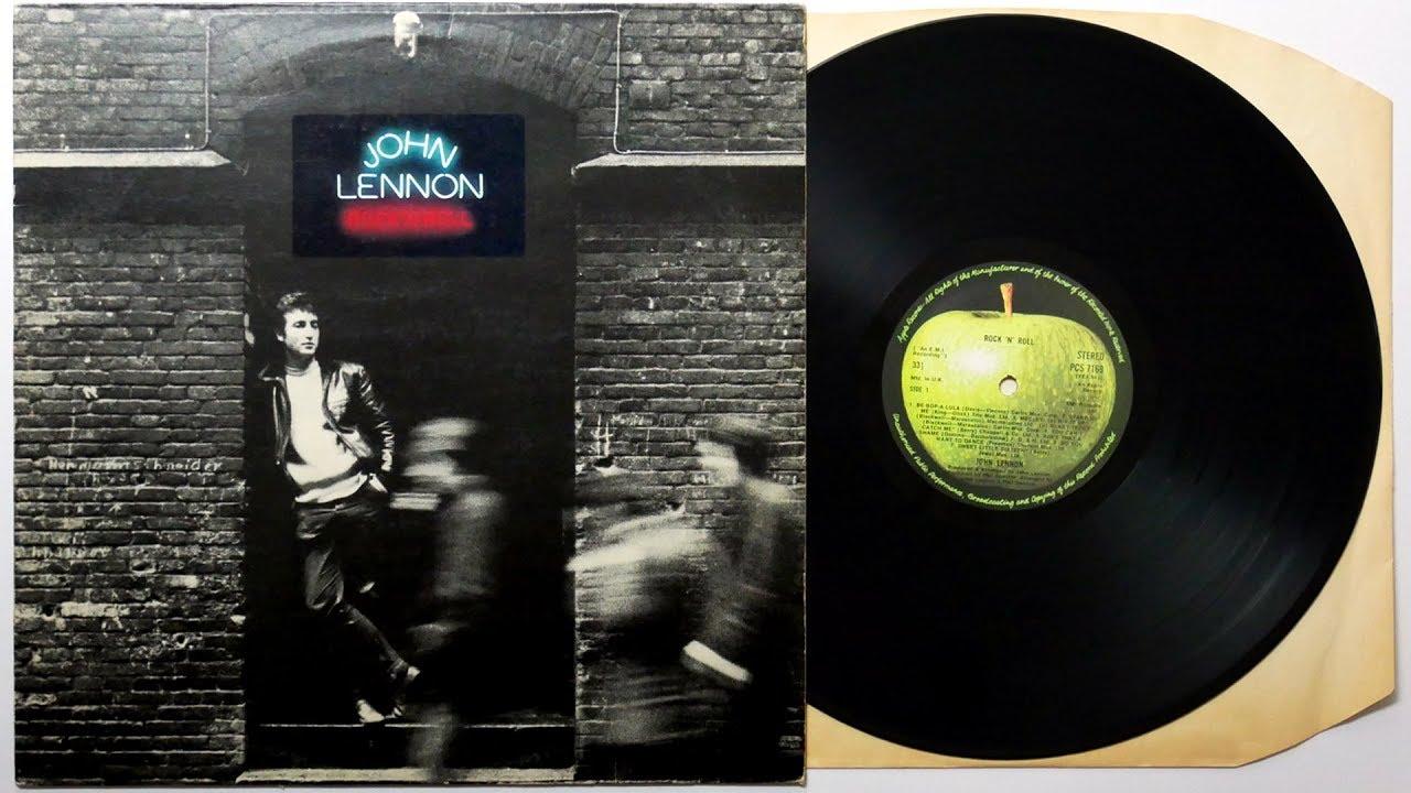 "The Beatles Polska: W Anglii ukazuje się płyta Johna Lennona ""Rock And Roll"""