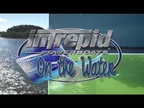 Intrepid Powerboats on the Water (Season 2 episode 3) television show