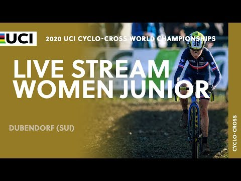 New Live – Women Junior | 2020 UCI Cyclo-cross World Championships, Dubendorf (SUI)
