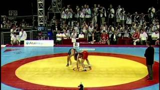 66 кг. Т. Йонемицу- М.Тагави, Чемпионат мира-2011, финал