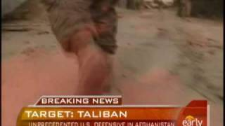 The U.S. launched a major offensive into the heart of Taliban terri...
