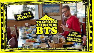 LINE Traveling Circus 13.2 – BTS & Extras