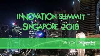 Singapore Innovation Summit September 21st