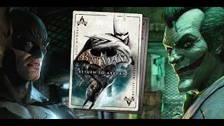 i am the batman, lets take down the crooks in the asylum, live and interactive