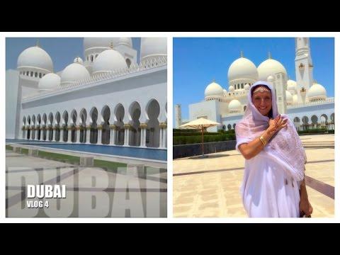 DUBAI VLOG 4 : ABU DHABI , EMIRATES PALACE , BURJ KHALIFA