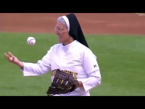 MLB Greatest First Pitches