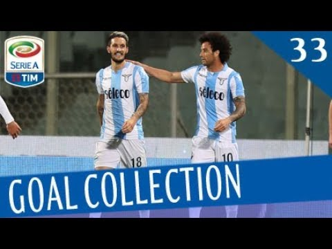 Goal collection - giornata 33 - serie a tim 2017/18