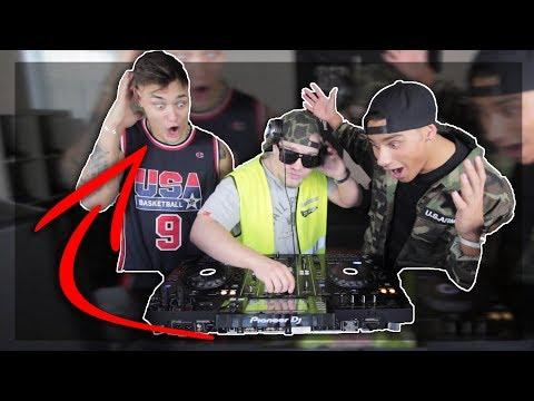 DJ PRANK PÅ KONSTIGA BLOGGEN