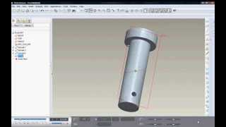 KNUCKLE JOINT ASSEMBLY AND ITS COMPLETE GENERATION USING PART MODELLING IN PRO-E WILFIRE SOFTWARE