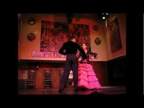 Flamenco in Andalusia, Spain (Фламенко в Андалусии, Испания)