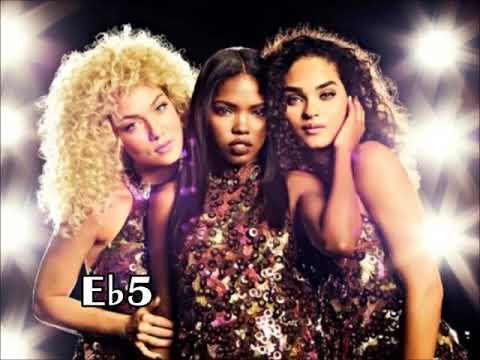 'Star' Cast Vocal Range: Season 1 (E♭3-E♭6)