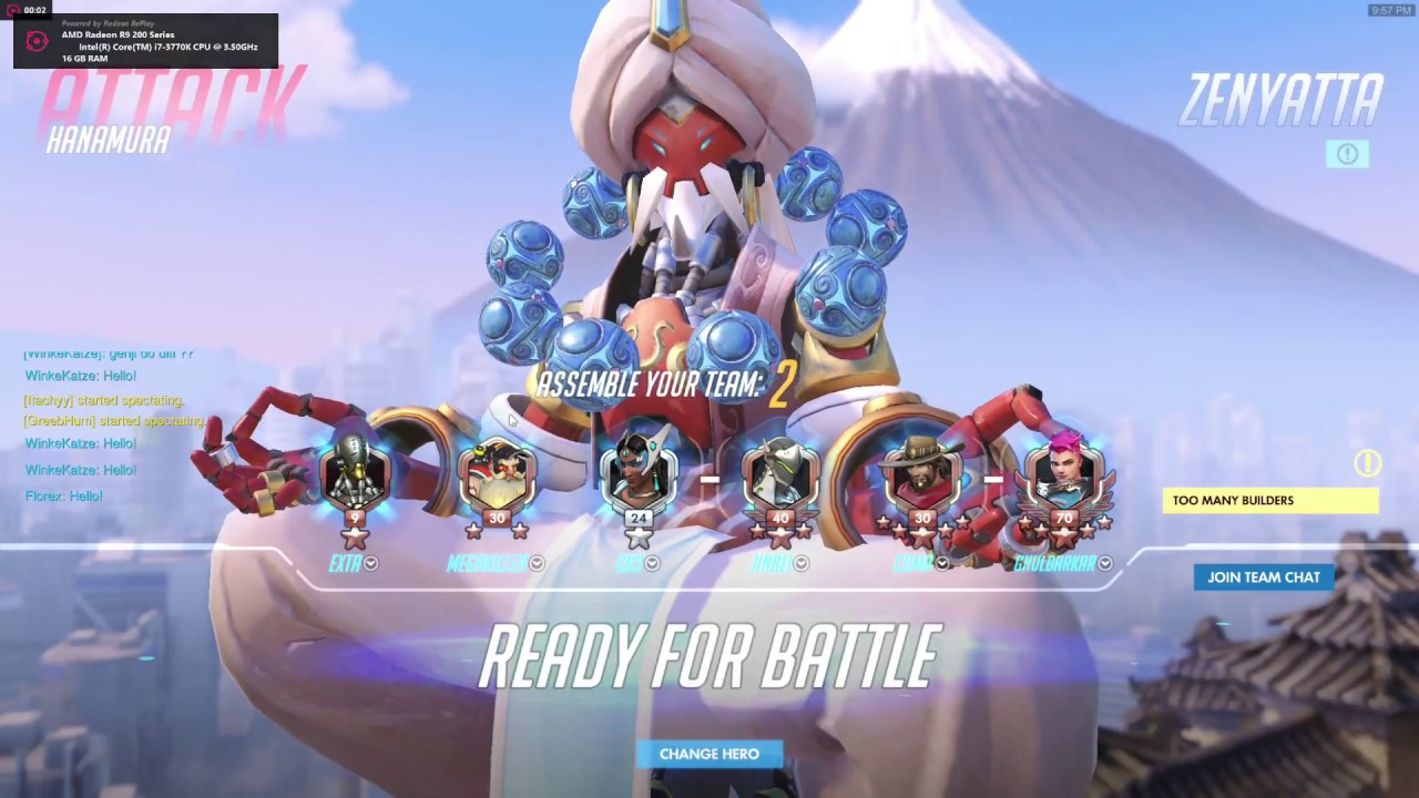 how to play overwatch well