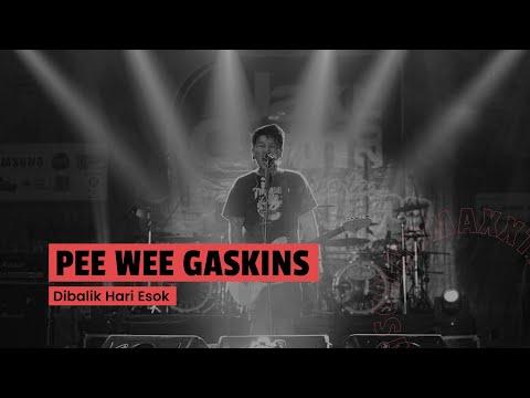 [HD] Pee Wee Gaskins - Di Balik Hari Esok (Live at JakCloth 2017 Goes to Padang)