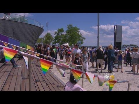 Chicago Pride Festivities Kick Off At Navy Pier