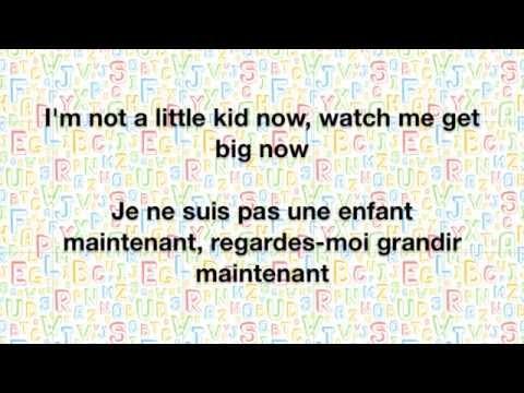 Alphabet Boy - Melanie Martinez Lyrics English/Français
