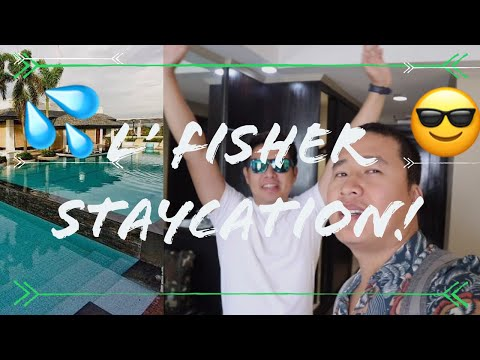 VLOG #22: Staycation At L'Fisher Hotel