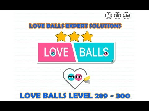 Love balls cheats level 289 290 291 292 293 294 295 296 297 298 299 300 | All 3 Stars Result thumbnail