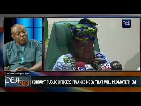 DEJI360 EP 179 Part 3: Okonjo Iweala: Most NGOs in Nigeria corrupt