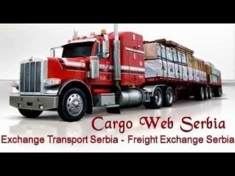 Cargo Web Serbia - Exchange Transport - Freight Exchange Serbia