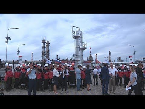 Волгоградские нефтяники увековечили место производства первого сталинградского бензина