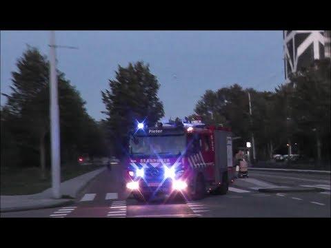 PRIO 1 - Autospuit Pieter [13-3431] Liftopsluiting Hof van Sloten, Amsterdam-Slotervaart