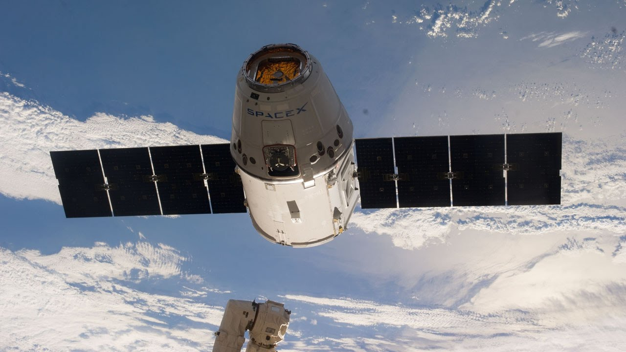 nasa tv live spacex dragon docking with the iss