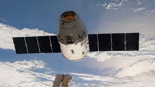 NASA TV LIVE: SpaceX Dragon Docking With The ISS