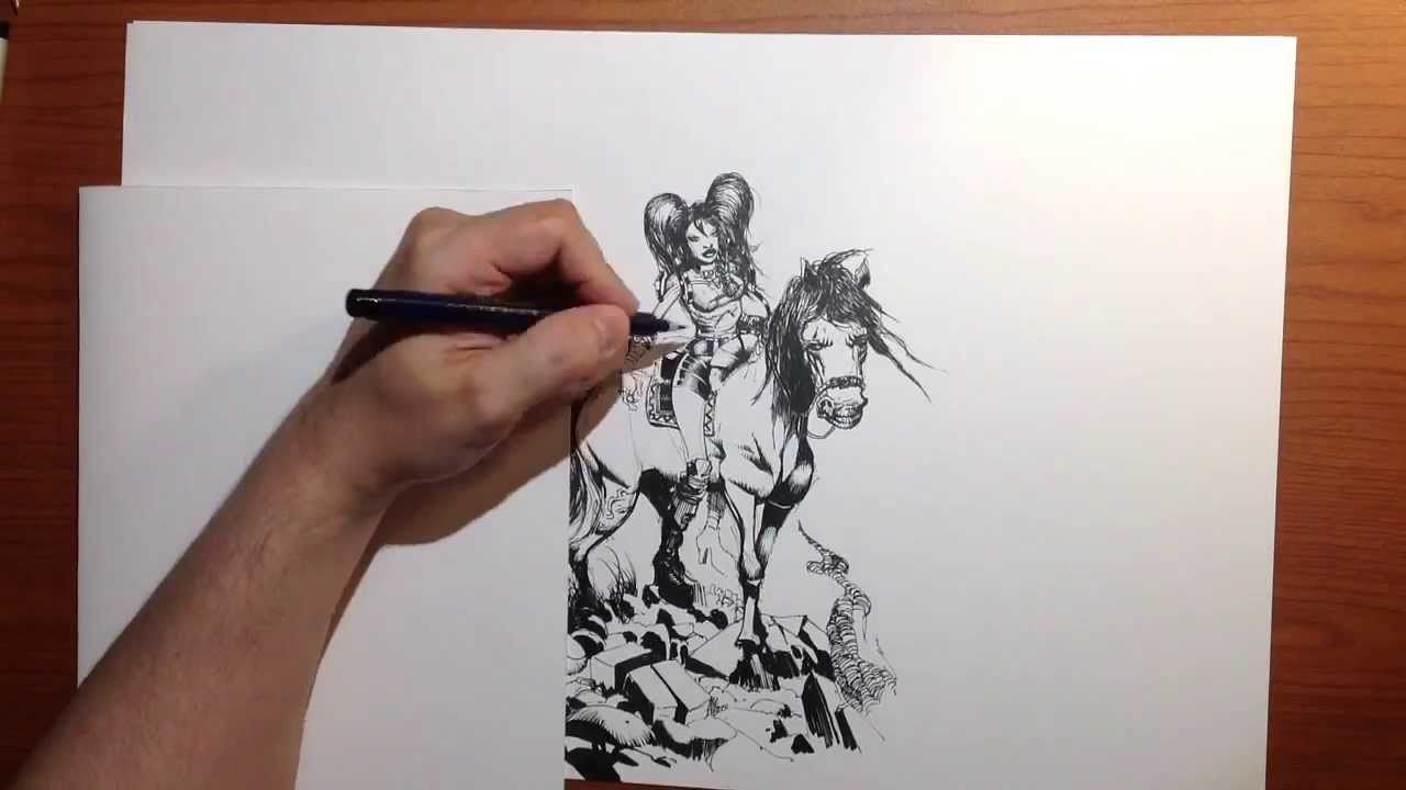 Marker sketch copic how to draw a horse manga tutorial youtube marker sketch copic how to draw a horse manga tutorial ccuart Image collections