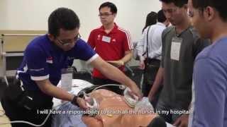 Learning emergency first aid: A nurse's take