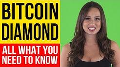 BITCOIN DIAMOND - What Is Bitcoin Diamond - Bitcoin Diamond Review