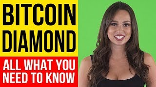 BITCOIN DIAMOND - What Is Bitcoin Diamond - Bitcoin Diamond Review