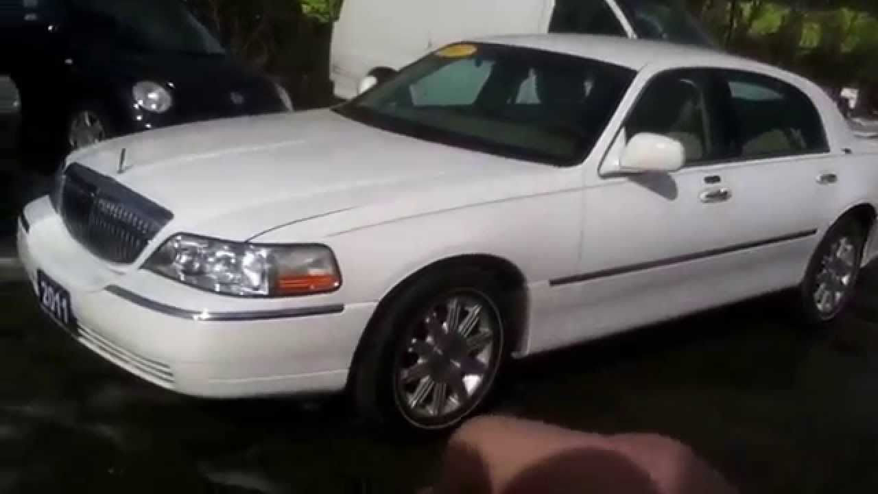 2011 Lincoln Town Car Signature Ltd Startup Engine In Depth Tour