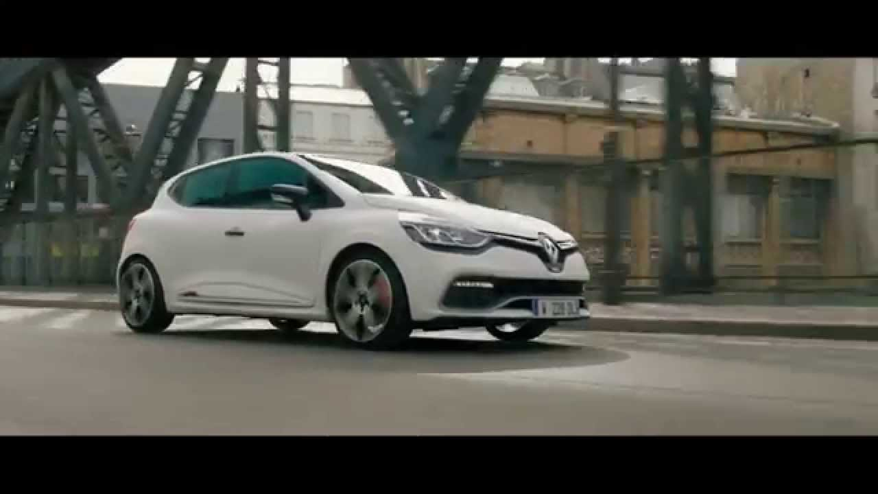 anuncio renault clio rs trophy 2016 youtube. Black Bedroom Furniture Sets. Home Design Ideas