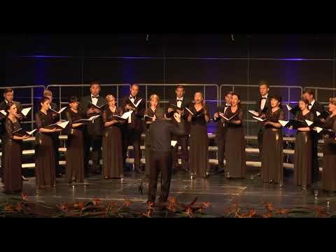 JE L'AYME BIEN, Orlando di Lasso - SOPHIA YOUTH CHOIR