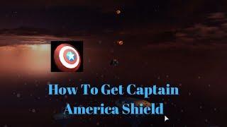 Roblox como obter Capitão América Shield Soul Stone Simulator