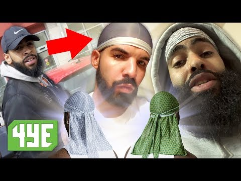 Yoooo 4YE Durags are goin CRAZYYYY!! (Drake Approved)