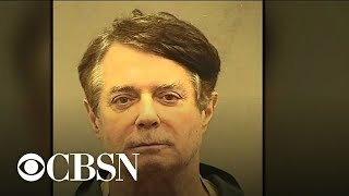 Trump says pardon for Paul Manafort is