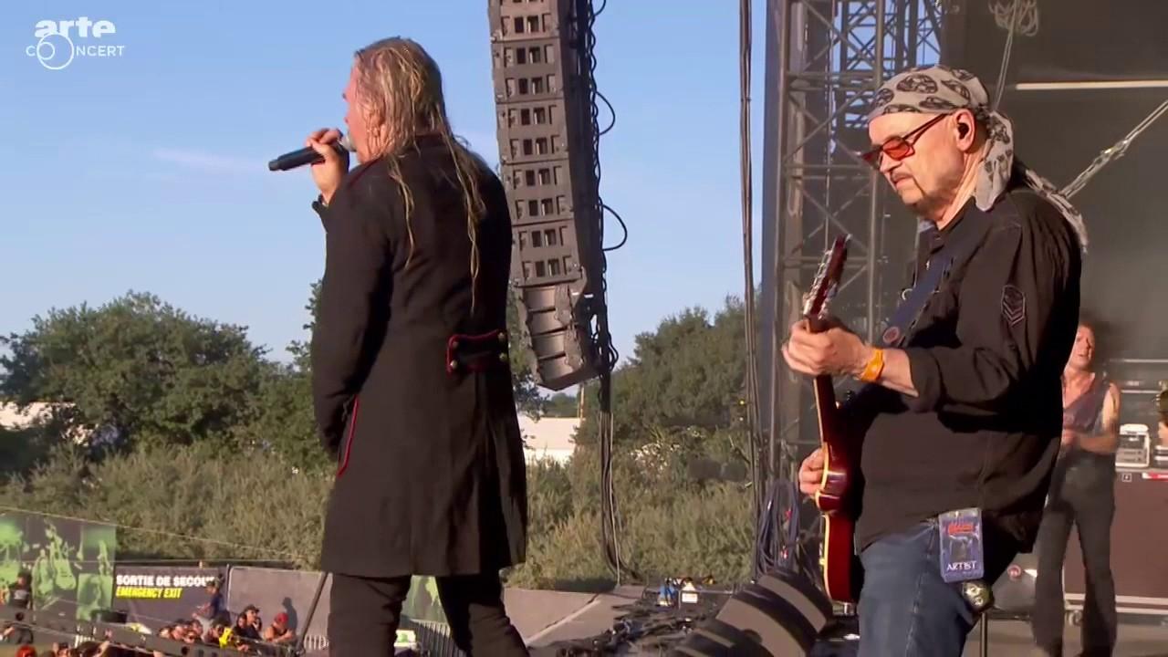 Download Saxon - Crusader (Live at Hellfest 2017 - PinP)