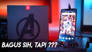 One Plus 6 Avengers Edition 256 GB Review