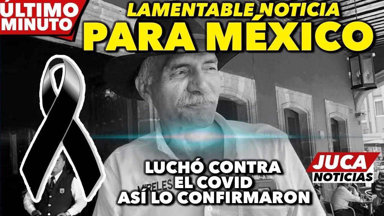 FUERTE NOTICIA PARA MÉXICO! EL DR. MIRELES SE ADELANTO! ÚLTIMO MOMENTO!