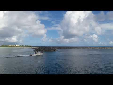 The Port Of Guam