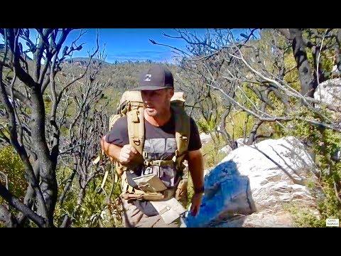 Hiking Corang, Morton National Park N.S.W Australia