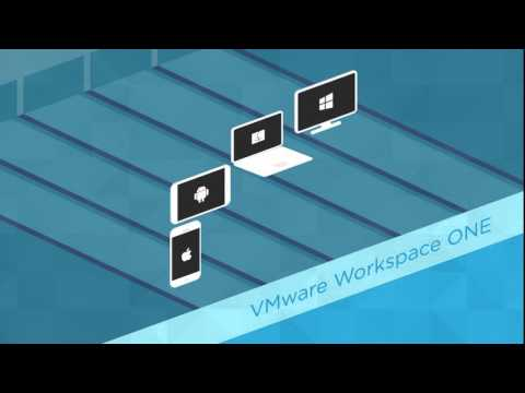 Exploring Workspace ONE: Self-Service Access to Cloud