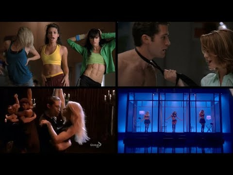 Sexiest Glee Performances