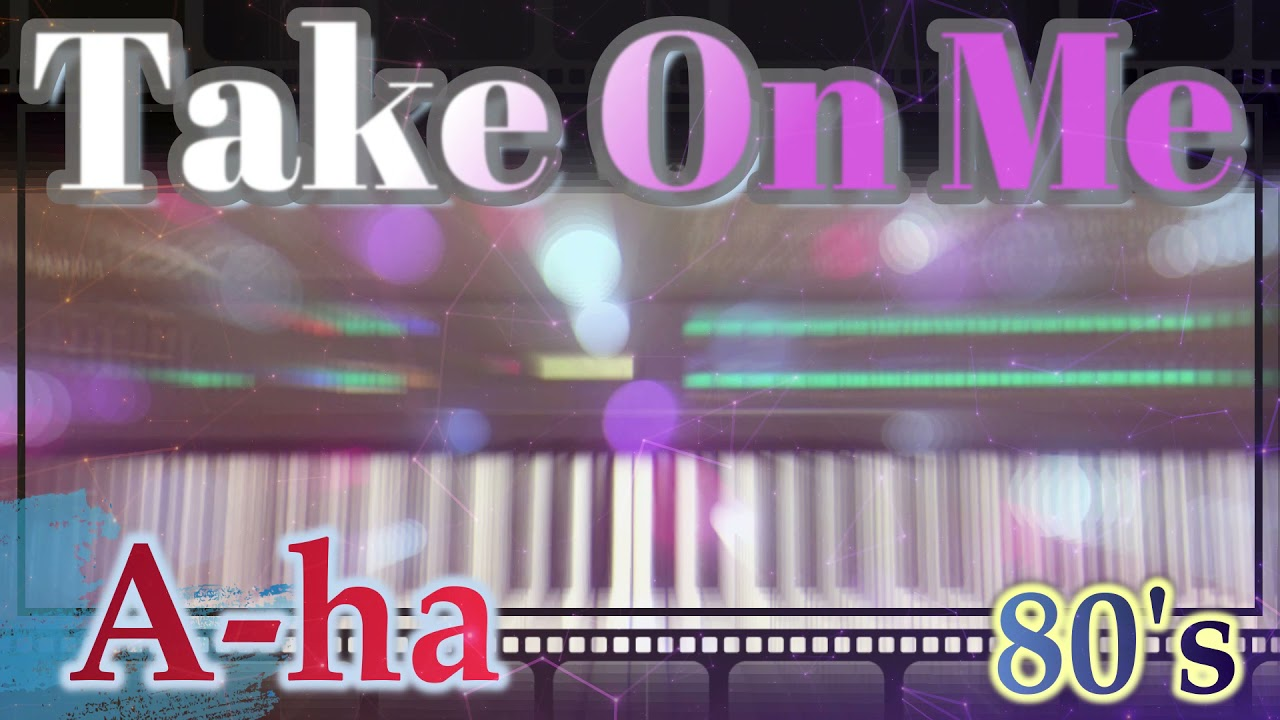 Download Sounds of 80's synthesizers ~ DX7、D-50、LINN DRUM etc.. // ♪『Take On Me』A-ha