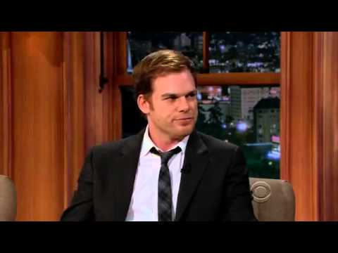 The Craig Ferguson Show- Michael C Hall, Martha Plimpton