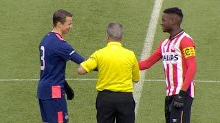 PSV O16 - PSV O17: Kwartfinale bekertoernooi